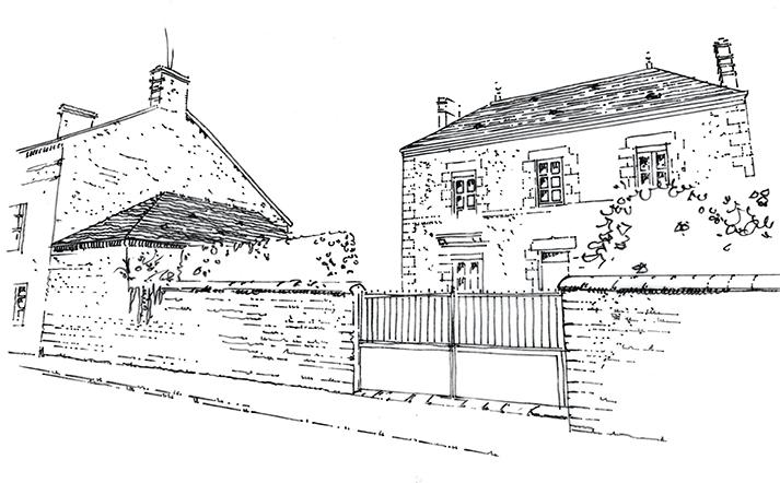 Petits Secrets D Architecture Caue De La Sarthe